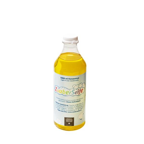 Zauberseife Seifenblasenmischung Konzentrat 1000 ml