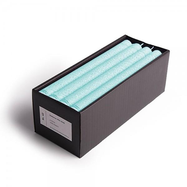 A24006S - 16 Stabkerzen Milli in Schachtel, mint