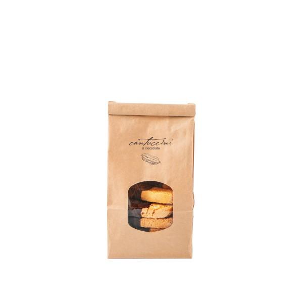 Cantuccini al cioccolato - dunkel