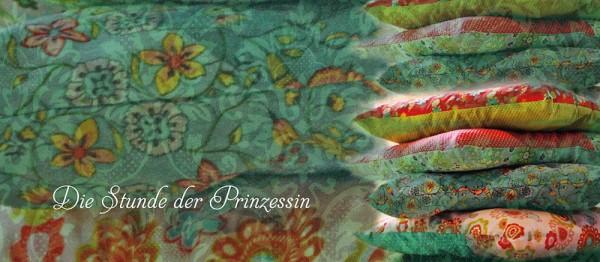 910712 - Windlicht (3 Stk.): Die Stunde der Prinzessin (Kissen)