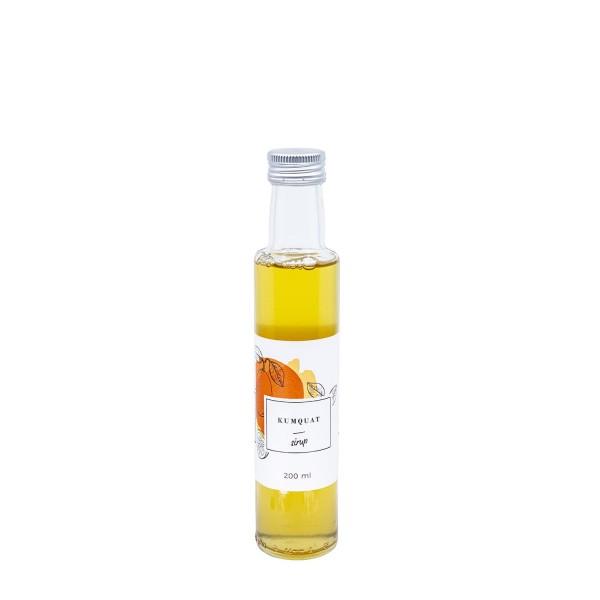 Kumquat Sirup