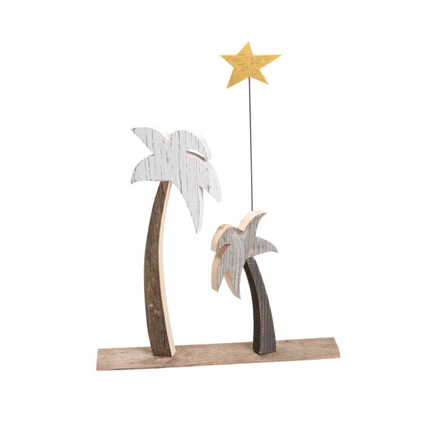 "Krippenfiguren ""Bethlehem by Night"" - Stern & Palmen"