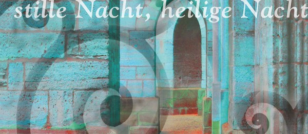 910784 - Windlicht (3 Stk.): Stille Nacht (Kirchenfenster)