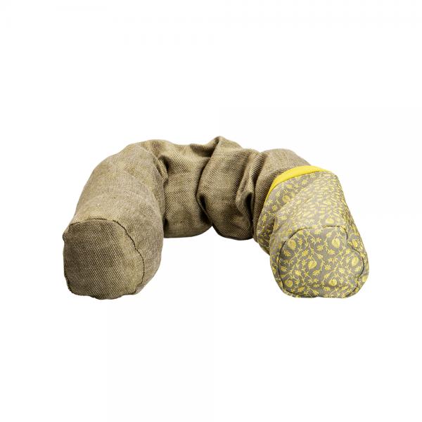 Wärmekissen XundHeiz-Kissen Traubenkernen für Verspannungen