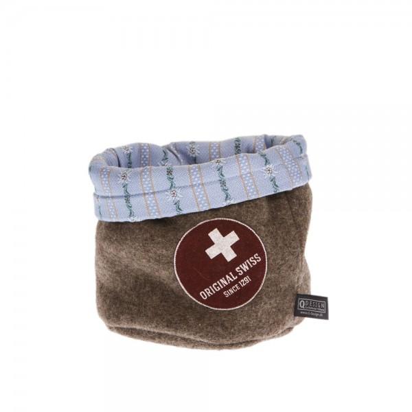 Multibag Urchig - Der Kartoffelwärmer im Schweizer Edelweiss-Design