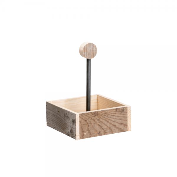 Tischlichischtli Ménage: Servierbox für Weckgläser