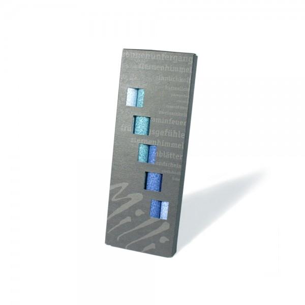 G067 - Geschenkbox 4er Stabkerzenböxli G067