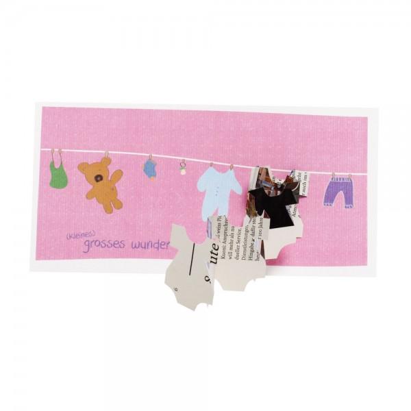 910147 - Konturenkarte - Baby girl
