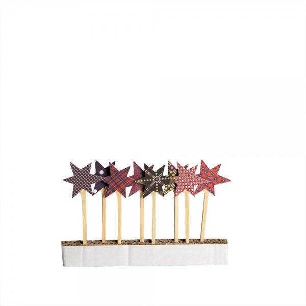 Stella Apéro-Sticks rot (4 x 8er-Set)