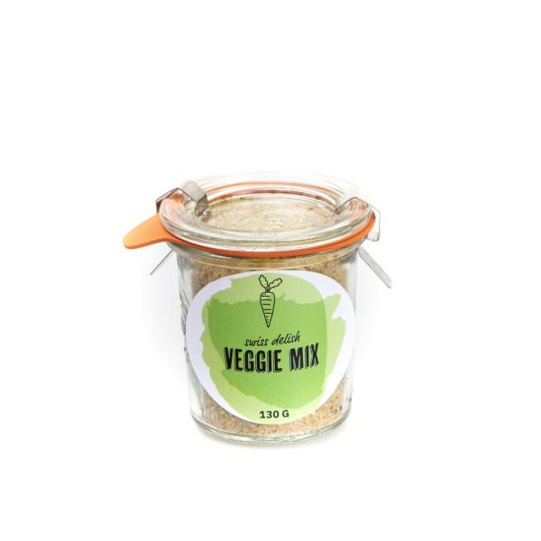 Q'sine - Swiss Delish Veggie Mix