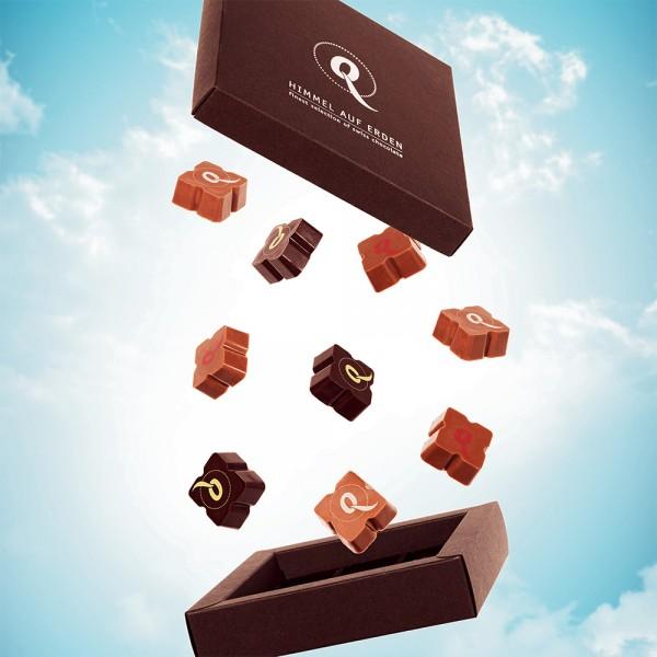 Handgemachte Schokolade und Pralinés aus Winterthur von der Quellenhof-Stiftung
