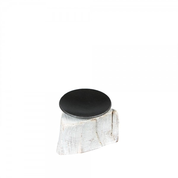 911753 - Kerzenständer Heimelig Metallschale (Buche) mini