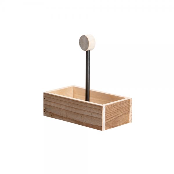Tischlichischtli Ménage Servierbox WECKglas Geschenkbox