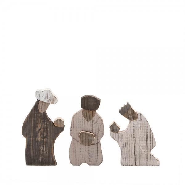 """Krippenfiguren """"Bethlehem by Night"""" - Die 3 Weisen"""