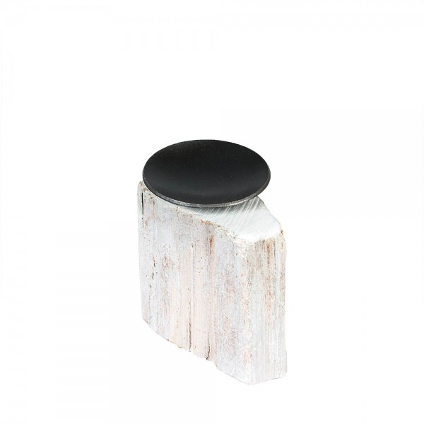 911755 - Kerzenständer Heimelig Metallschale (Buche) maxi