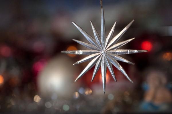 912154 - Macrocard weihnachtsstern