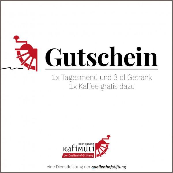 Gutschein Restaurant KafiMüli Winterthur