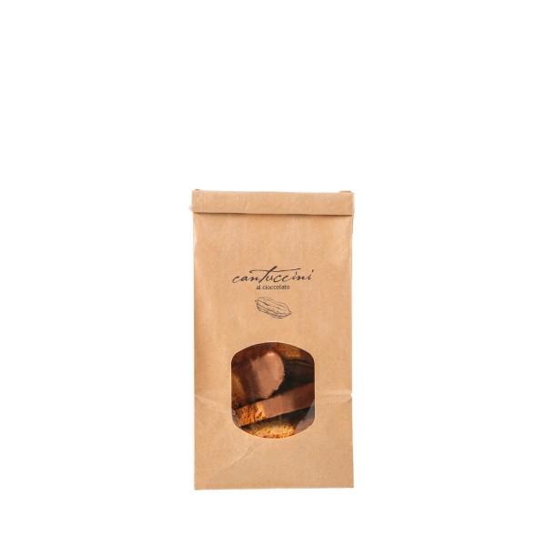 Cantuccini al cioccolato - hell