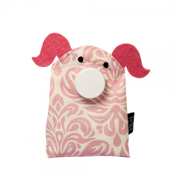 Piggy Kaugummi-Täschchen Schwein