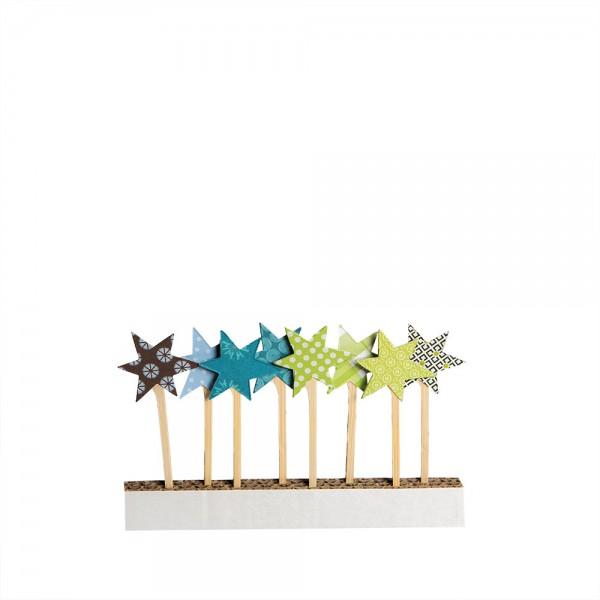 Stella Apéro-Sticks grün (4 x 8er-Set)